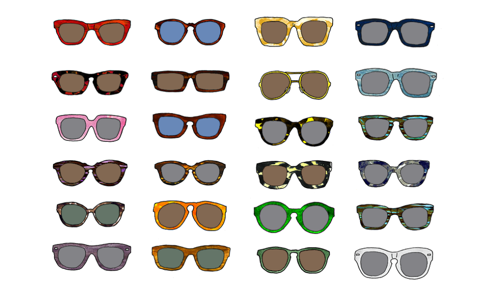 Sunglasses-Illustration